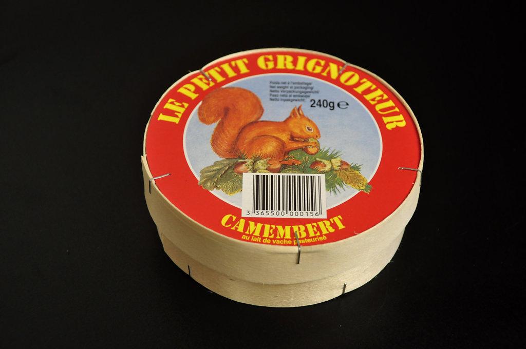 Camembert Le peitit Grignoteur