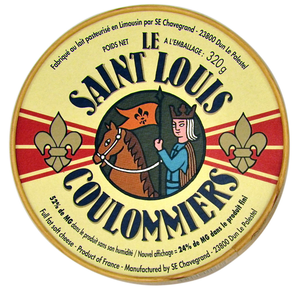 Le Saint Louis -Coulommiers - 320g